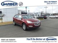 Introducing the 2010 Chevrolet Traverse LT! Featuring a