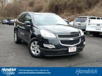 Options:  2010 Chevrolet Traverse Lt W/2Lt|Black