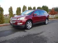 Options:  2010 Chevrolet Traverse Awd 4Dr