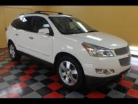 2010 Chevrolet Traverse AWD LTZ LIKE NEW, AUTO, 70,737