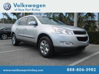 2010 CHEVROLET Traverse SUV FWD 4dr LS Our Location is: