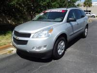 2010 Chevrolet Traverse SUV LS Our Location is: ORR