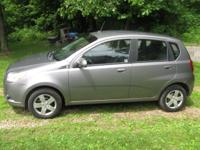 2010 Aveo 5 1LS, 5Spd Manual Transmission, 39000 miles.