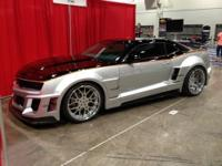 Custom built 2010 Camaro with fully adjustable Pfadt