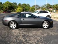 This 2010 Camaro is a One owner- new car trade in. Just