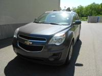 2010 Chevy Equinox LT 4X4! A beautiful SUV! It has all
