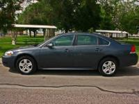 BEAUTIFUL Chevy Impala LS 2010 with 52k miles. This