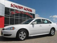 2010 CHEVY IMPALA. HAS A SMOOTH SOUNDING SMOOTH