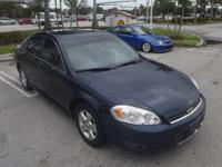 OUR FANTASTIC 2010 CHEVROLET IMPALA LT IS IN MINT
