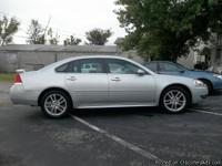2010 Chevy Impala LTZ Luxury w/ Style & Saving here it