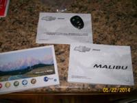 I have a 2010 Chevy Malibu Owners Manual and Key fob.