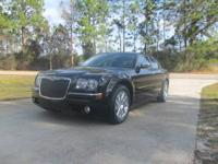 2010 Chrysler 300 Limited 3.5 L car fax certified. Only