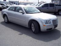 Options Included: N/A2010 Chrysler 300 Touring Sedan.