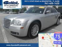 LOW MILEAGE!. 300 Touring, 4D Sedan, 4-Speed Automatic