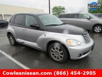LEATHER. Two Tone Paint Group, PT Cruiser Classic, FWD,