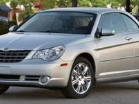 Description 2010 CHRYSLER Sebring Air Conditioning,