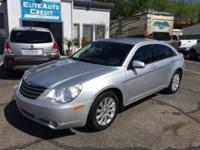 This Chrysler Sebring has a 2.4L 4 Cylinder High Output