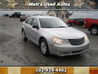 2010 Chrysler Sebring Touring0 Accidents, Affordable &