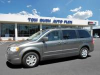 Excellent Condition, CARFAX 1-Owner. Touring trim. EPA