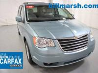 Town & Country Touring Plus, Light Blue, 7