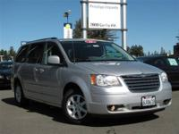 - This 2010 Chrysler Town & Country Touring Van