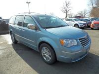 Step into the 2010 Chrysler Town Country! A comfortable