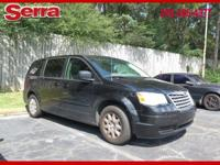 2010 Chrysler Town & Country LX,Brilliant Black Crystal