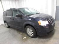 2010 Chrysler Town & Country LX in Blue... Don't