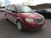 Town & Country LX, 4D Passenger Van, 3.3L V6 OHV,