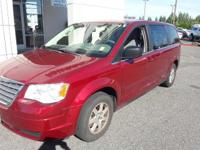 Cloth. 2010 Chrysler Town & Country LX   *Used vehicle