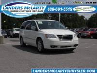 Looks fantastic! This 2010 Chrysler Town and Country