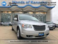 2010 Chrysler Town & Country Touring Plus FWD 6-Speed