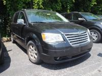 2010 Chrysler Town & Country Touring Plus Blackberry