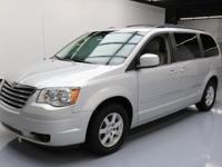 This awesome 2010 Chrysler Town & Country comes loaded