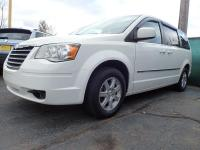 Options:  2010 Chrysler Town And Country Touring 4Dr