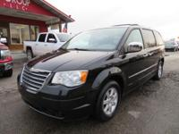 Options:  2010 Chrysler Town & Country Visit Auto Group