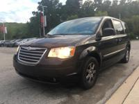Recent Arrival! Blackberry 2010 Chrysler Town & Country