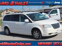 Recent Arrival!   Clean CARFAX.  2010 Chrysler Town &