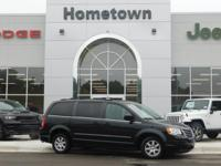 Options:  2010 Chrysler Town & Country 4Dr Wgn