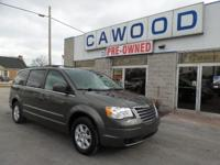 Options:  2010 Chrysler Town & Country
