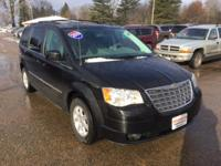 Options:  2010 Chrysler Town & Country Touring|While We