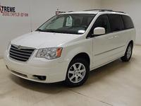 Options:  2010 Chrysler Town & Country Touring Full
