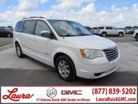Recent Trade! Touring 4.0 V6 FWD. Power Rear Liftgate,