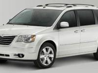Description 2010 CHRYSLER Town & Country Air