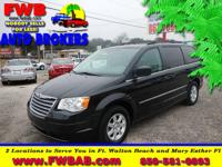 Exterior Color: brilliant black pearl, Body: Minivan,