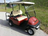 2010 Club Car Precedent Golf Car The Club Car Precedent
