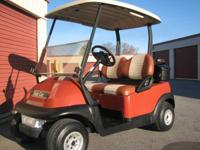 2010 CLUB CAR PRECEDENT 48 VOLT SYSTEM, looks like it