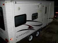 2010 Catalina Coachman 20RD For Sale!!  We bought this