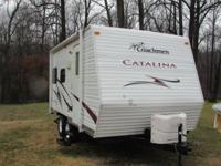 Here are photos of our travel trailer. Also wanted to