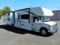 "2010 Coachmen 32' Freelander 2 bedroom class ""C"""